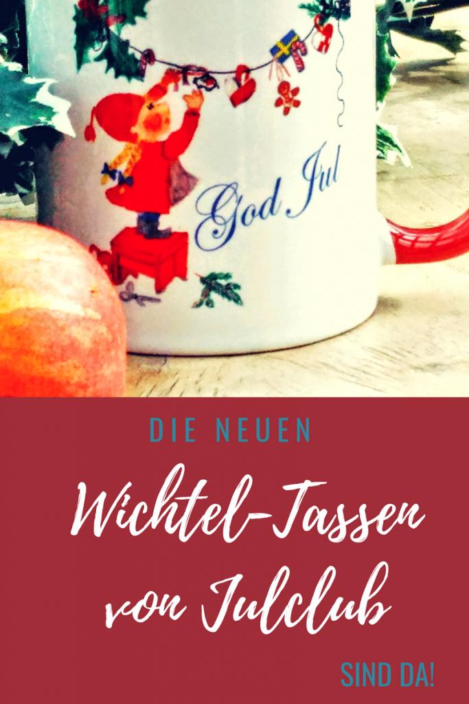 Wichteltasse Herbst-/Winter 2018 von Julclub