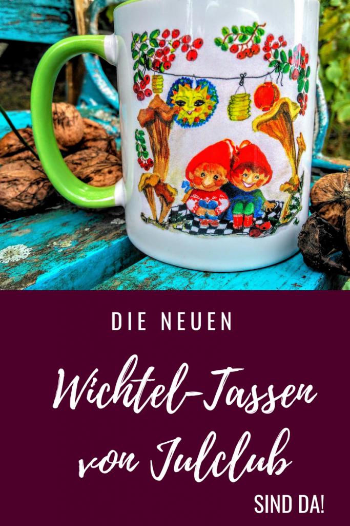 """Wichteltasse """"Laternenfest"""" von Julclub"""