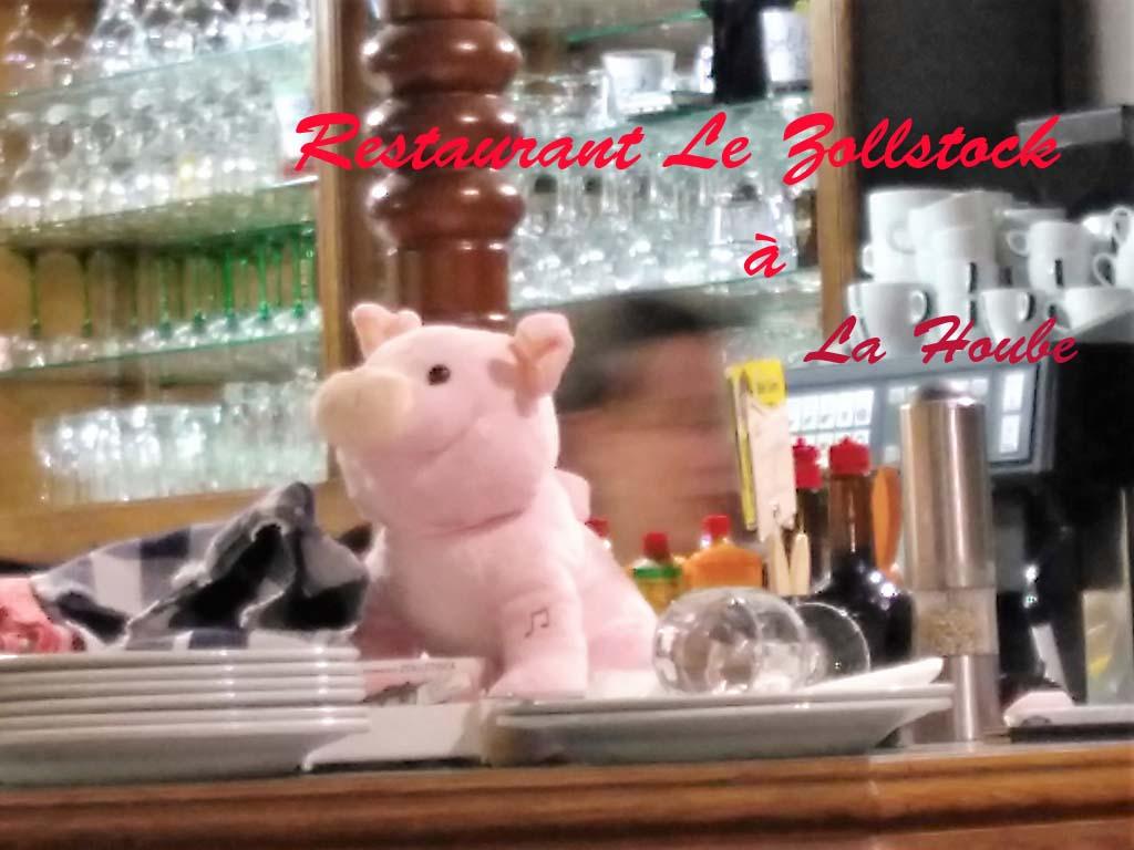 Zollstock Restaurant Nordvogesen Vosges du Nord