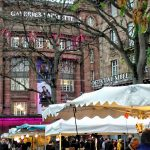 Samstagnachmittag in Straßburg: Place Kléber und Umgebung