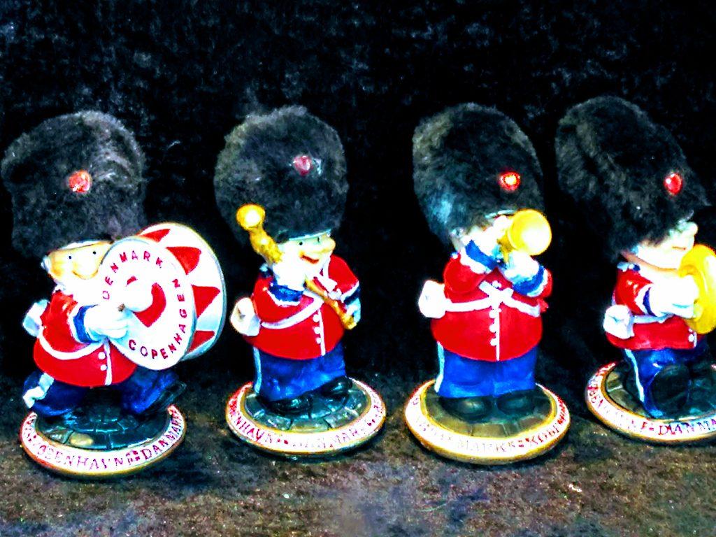 Kopenhagen_Kobenhavn_Köpenhamn_Wachsoldaten_Königliche_Garde_Danmark_Weihnachten