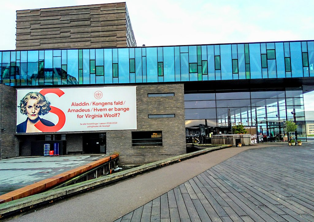 Schauspielhaus Kopenhagen