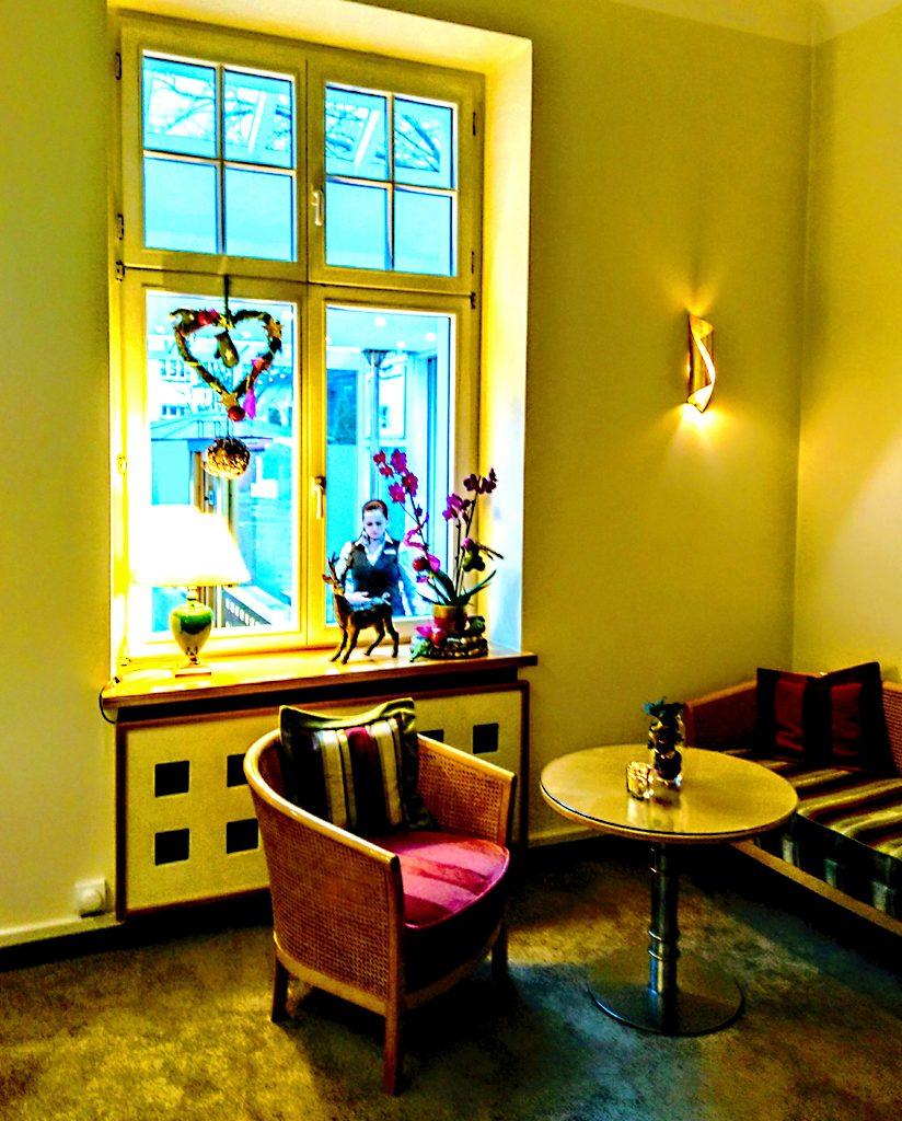 Hotel Trier Villa Hügel Lounge