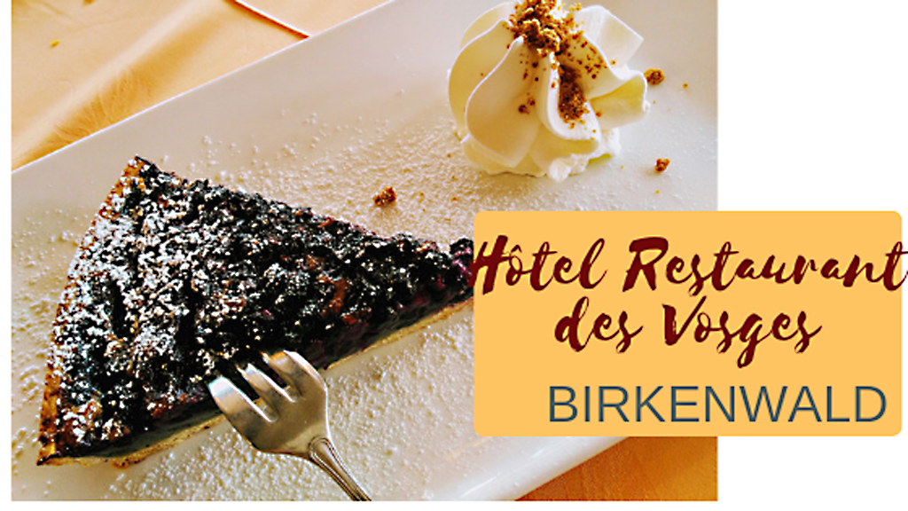Hotel Restaurant des Vosges Birkenwald Alsace Elsass Vosges Vogesen