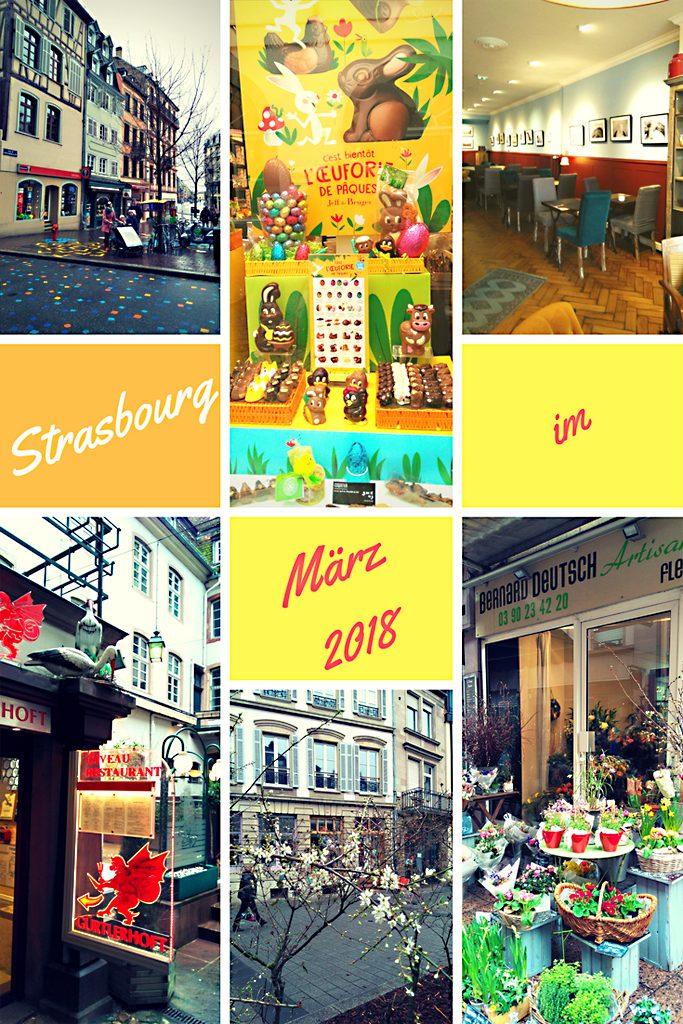 Straßburg_Strasbourg_Kathédrale,Grand´Rue, österliche Tour