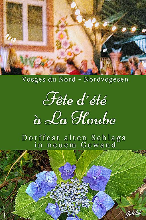 La Hoube fête d´été Sommerfest Nordvogesen vosges du nord volksfest dorffest 2019 grand est