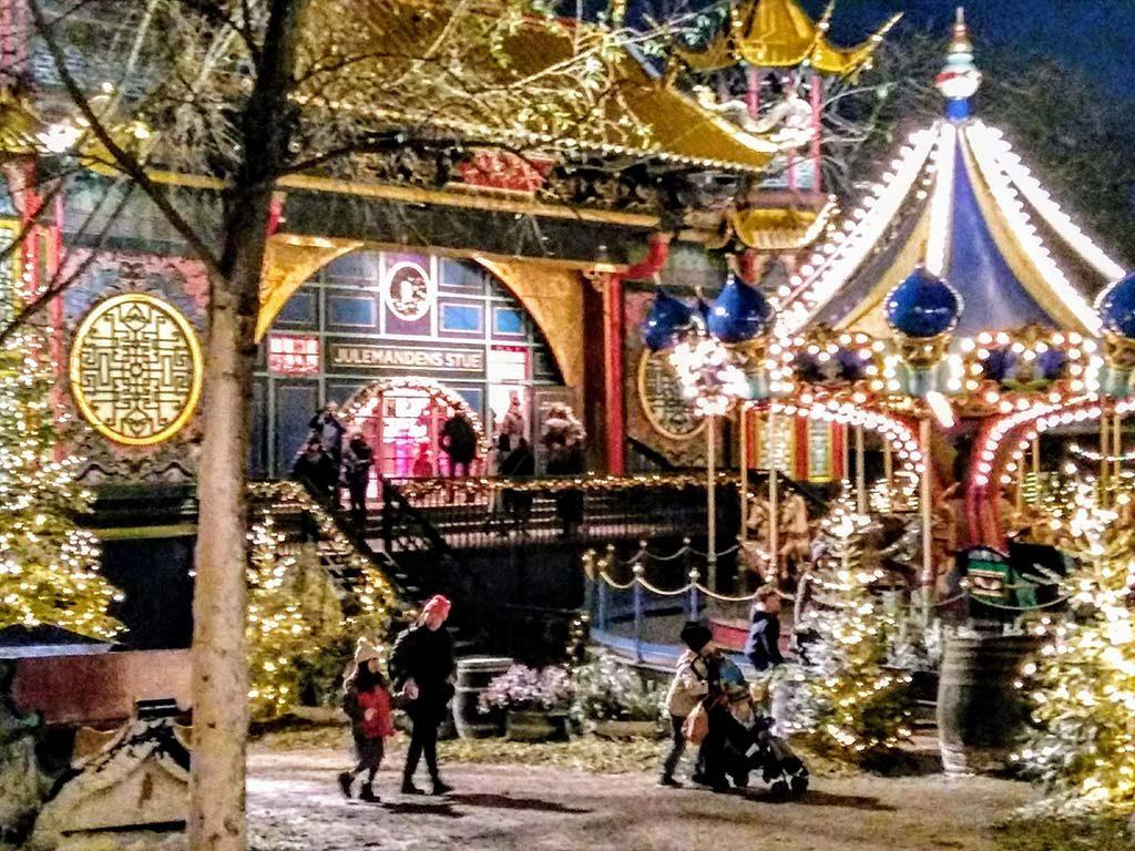 Tivoli Winter Kopenhagen