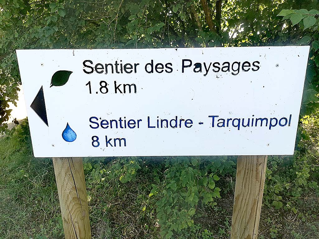 sentier des paysages Lindre-Basse