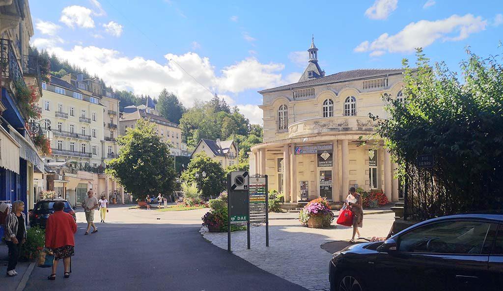 Kurbad Plombières les Bains Vosges